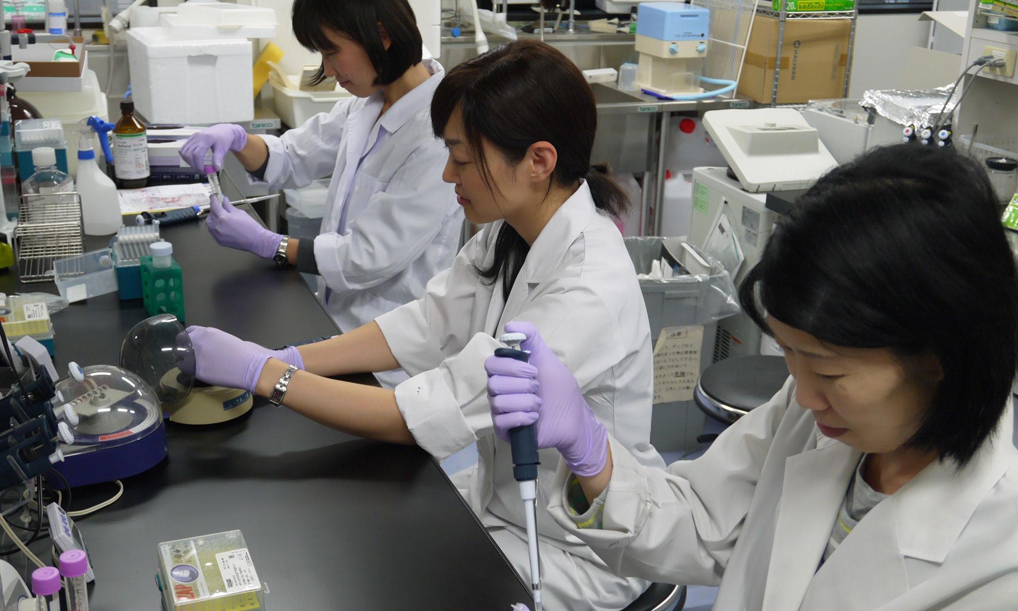 信州大学医学部遺伝医学教室(遺伝子医療研究センター)